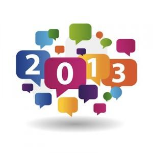 Tendencia del contenido en Internet 2013